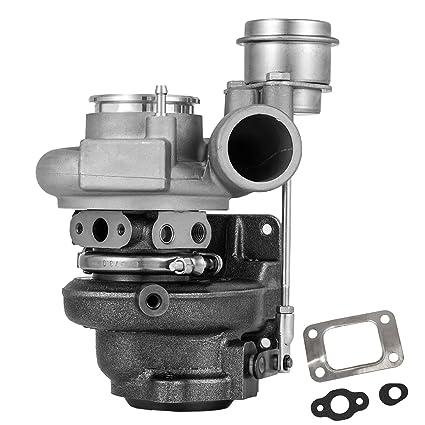 SucceBuy Turbocharger Fit For SAAB Turbo B235R B235L B205R Turbolader Aluminum 9-3 9-