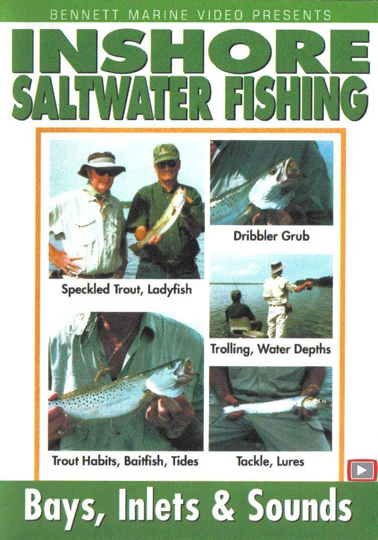 Amazon com: Inshore Saltwater Fishing: Bays, Inlets and