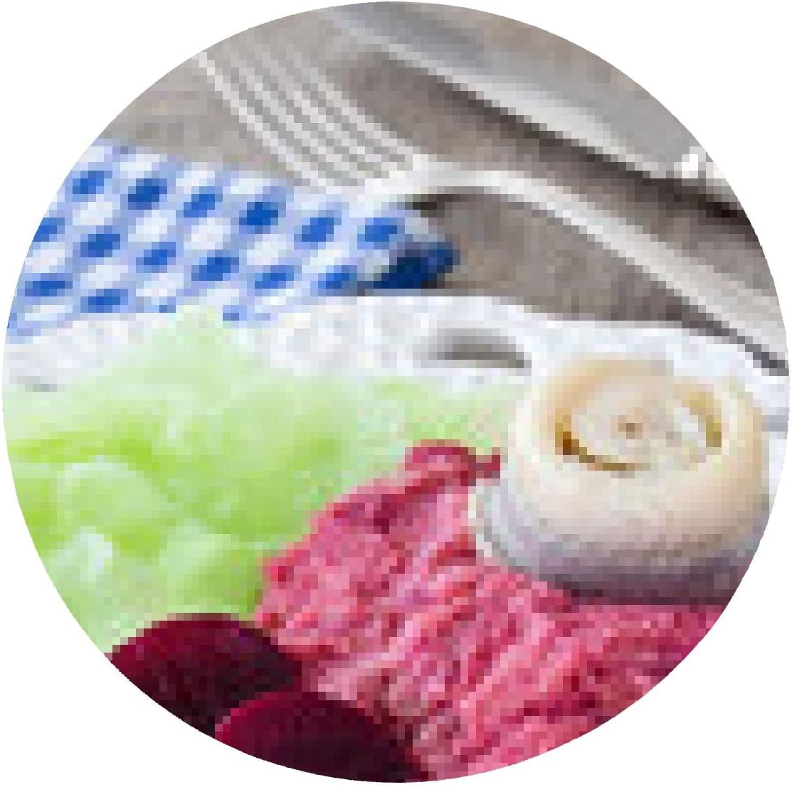 alfombrilla de ratón Labskaus, huevo frito, el arenque y ...