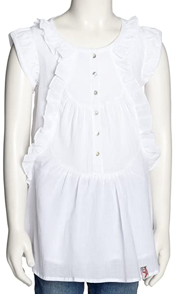 LEGO Wear - Blusa - para niña Blanco (Bright White) 6 años