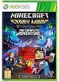 Minecraft Story Mode Complete Adventure (Xbox 360) - [Edizione: Regno Unito]
