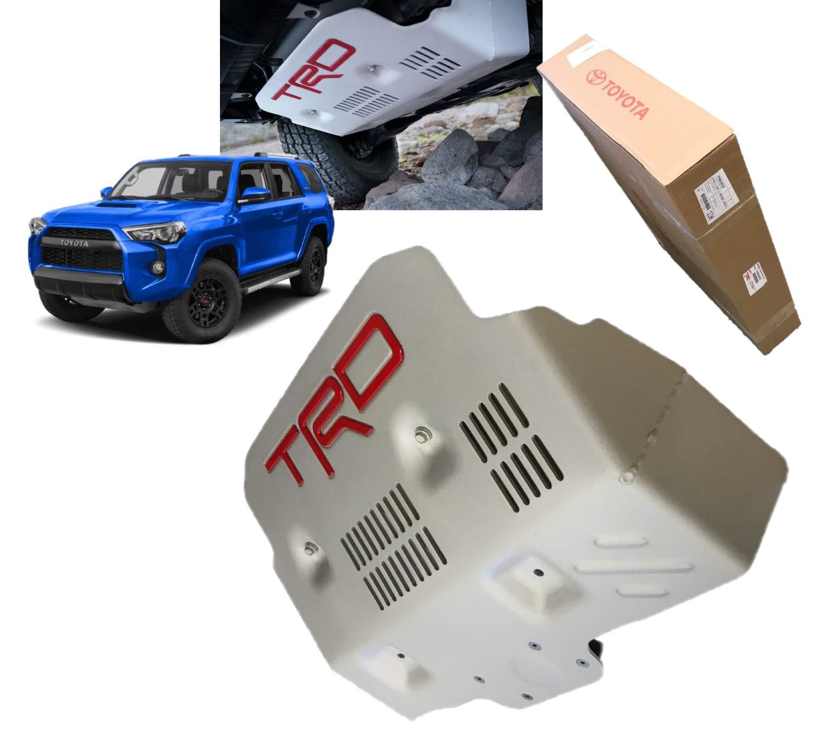 Genuine Toyota 4Runner TRD Skid Plate PTR60-89190. 2014-2019 4Runner