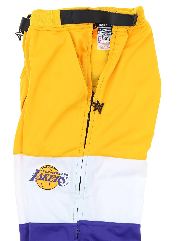 c77f4af7d Amazon.com   Zipway Los Angeles Lakers NBA Mens Stadium Sport Tear-Away  Pants