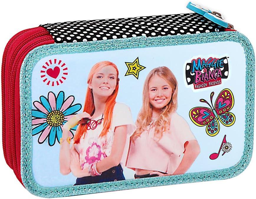 Undercover MGFF0702 circa21 x 10 x 6 cm. Astuccio Maggie e Bianca