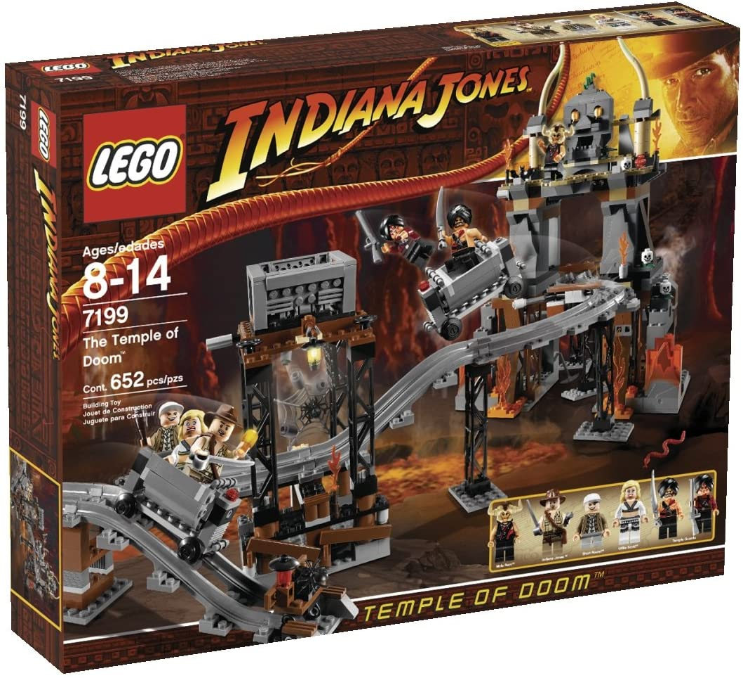 LEGO Indiana Jones 7199: Amazon.es: Juguetes y juegos