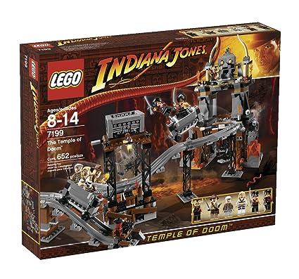 Amazon.com  LEGO Indiana Jones The Temple of Doom (7199)  Toys   Games c9428aff7e2