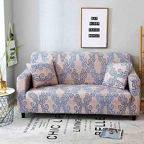 FENFANGAN Fundas Sillon,Fundas Modernas elásticas para sofá ...