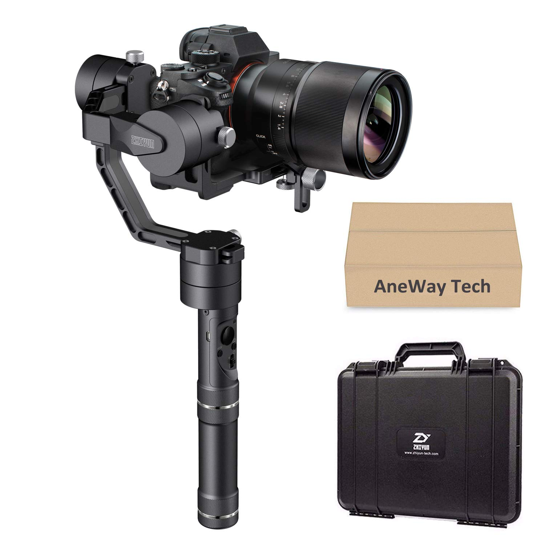 Zhiyun Crane V2 Handheld Gimbal Stabilizer for Mirrorless DSLR for Sony A7 Panasonic LUMIX Nikon Canon