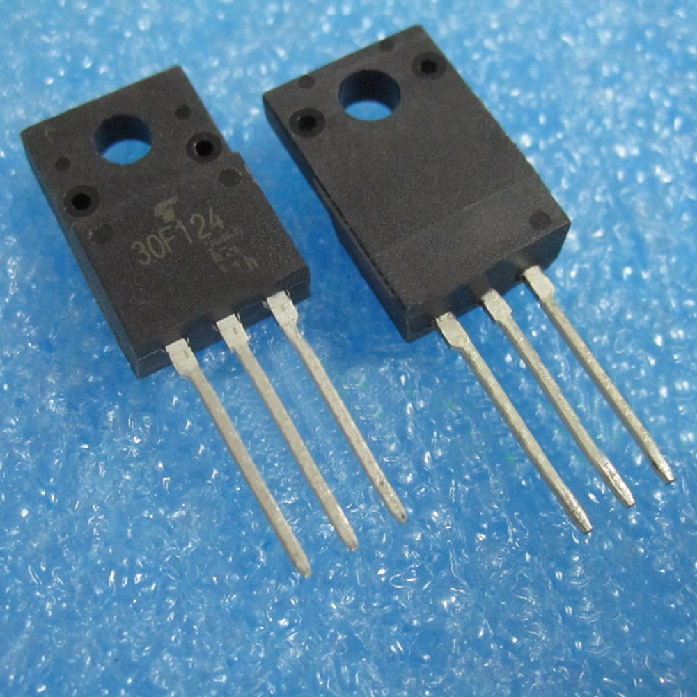 Gouptec 10pcs 30F124 GT30F124 IGBT High Speed Switching TO-220