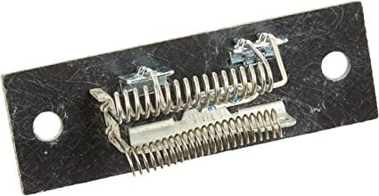 HVAC Blower Motor Resistor Standard RU-527 fits 92-95 Jeep Wrangler