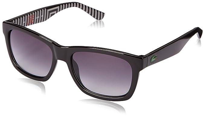 fcfd6d3d03e Lacoste Gradient Square Men s Sunglasses - (Lacoste 711 001 53 S