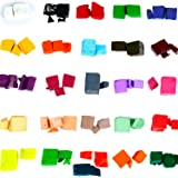 26 dye colors for 150 lb of wax - Candle wax Dye - A great choice of colors - Sample - Candle dye chips for making candles