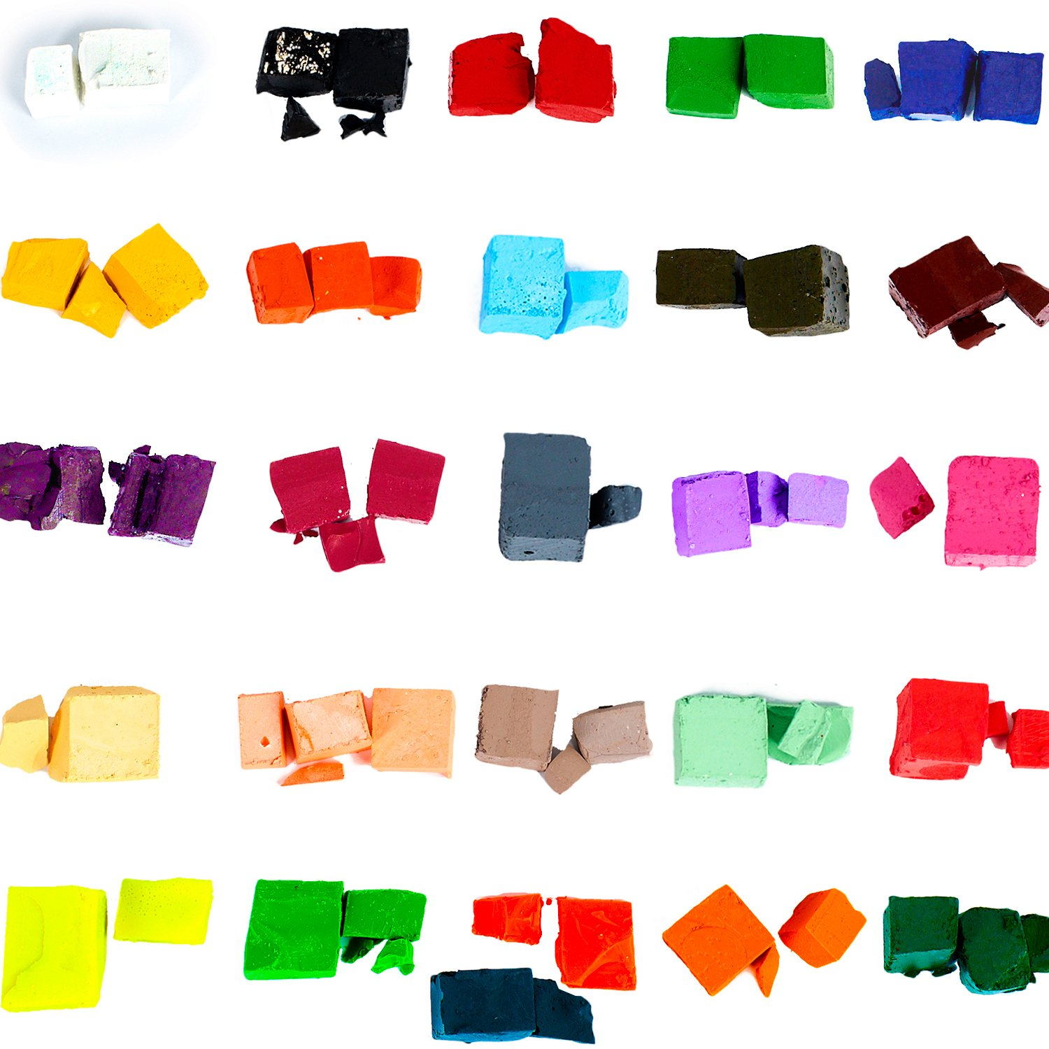Candle Shop - 26 dye Colors for 150 lb of Wax - Candle Wax Dye - A Great Choice of Colors - Sample - Candle dye Chips for Making Candles by Candle Shop