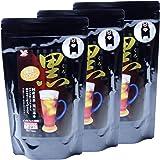 【国産100%】黒豆麦茶 ティーパック 120g(10g×12パック) ×3袋セット