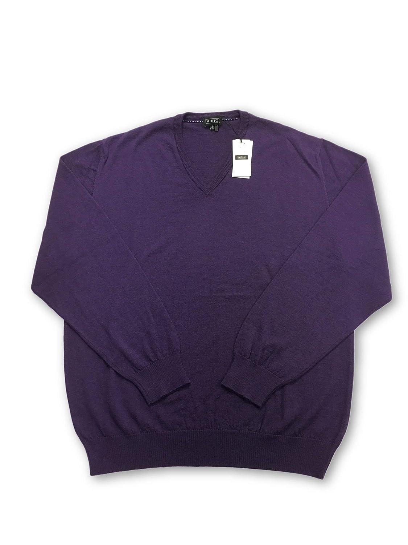 Mirto Knitwear in Purple - XL: Amazon.es: Ropa y accesorios