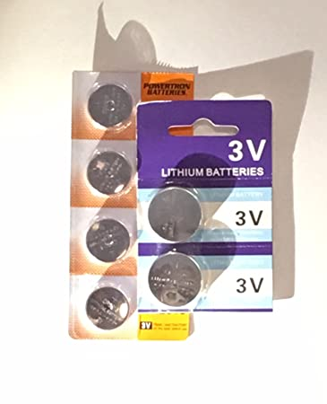 Replacement Battery Kit#1 For Liftmaster 373P Garage Door Remote (Kit Will  Accommodate Two