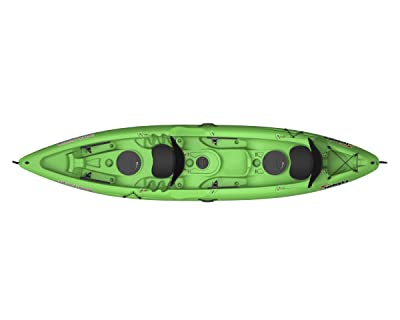 Sun Dolphin Bali 13.5-Foot Tandem Kayak Review