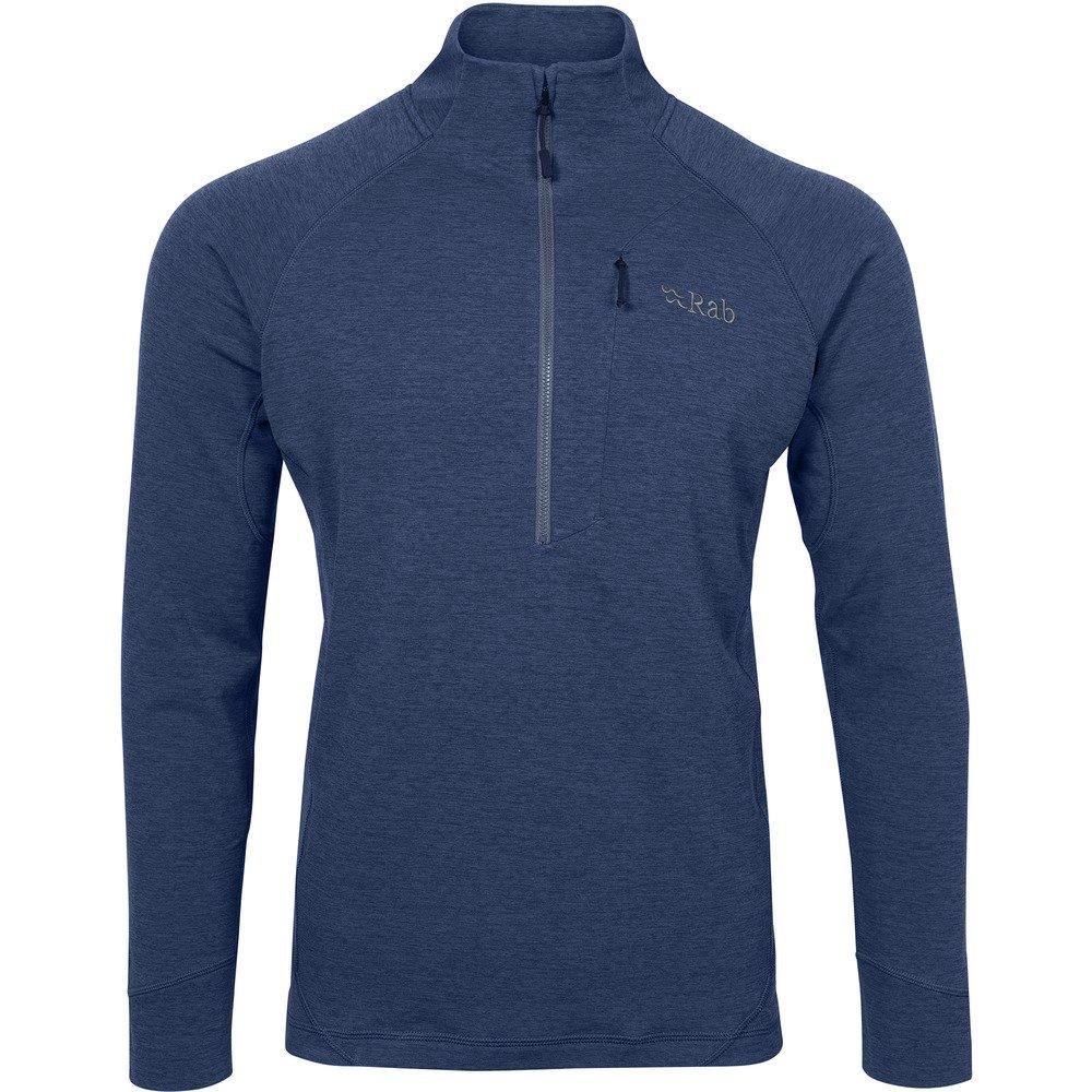 Deep Ink L RAB Nexus - Couche intermédiaire Homme - Vert 2019 Sweatshirt