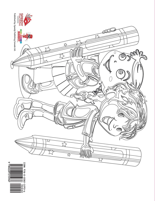 Colorear Con Mi BFF - Volumen 2: Libro De Colorear Para Niñas De 8 Años: Amazon.es: Coloring Bandit: Libros