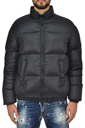New Sizes Pluffer Dsquared2 Assorted Black Men's wXtwx6q7