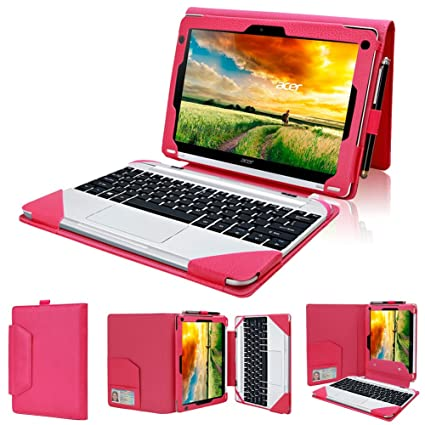 Amazon com: Evecase Acer Aspire Switch 10 SW5 Case (SW5-012 / SW5