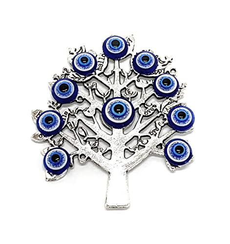 Smudge Muse Evil Eye and Tree of Life /& Wisdom Magnet