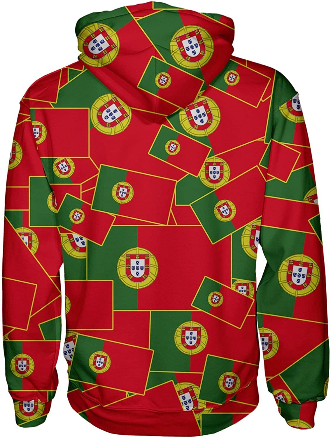 Portugal Pullover Hoodie
