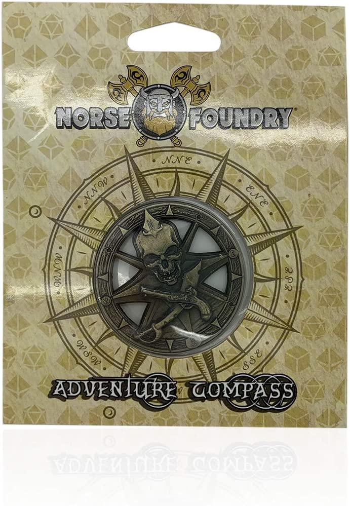 Norse Foundry Metal Pirate Compass 45mm Rpg Adventure Compass Games Accessories Game Accessories Get access to exclusive content and experiences on the world's largest membership platform for artists and creators. monetariza solucoes financeiras empresariais
