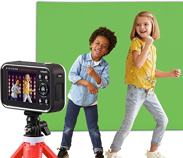 VTech KidiZoom Creator Cam camera toy for kids