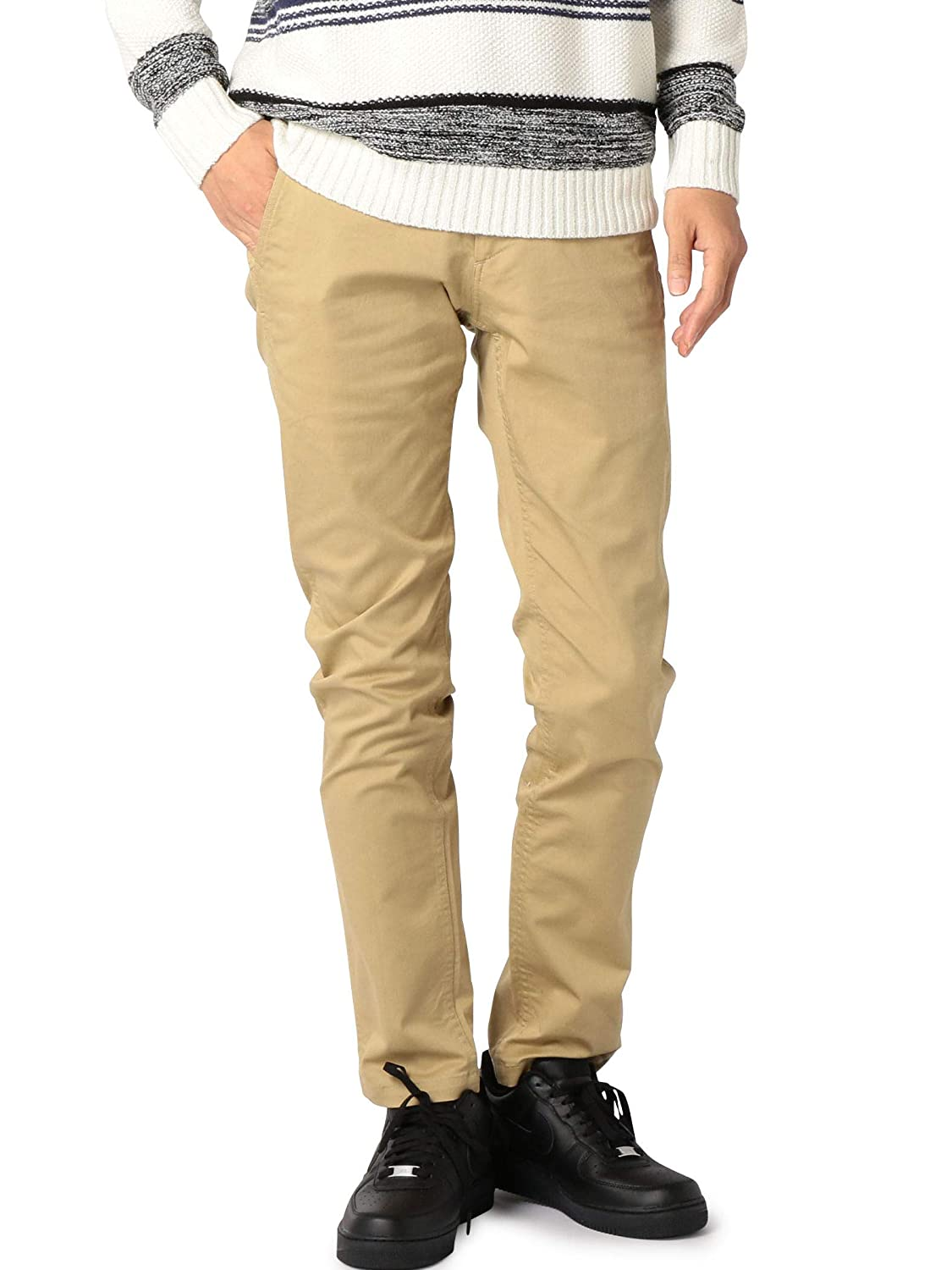 (シップス) SHIPS (2740) SC:COLOR TAPERED CHINO 113140415 B07H6QM3ZC US 31-(31)|Beige1 Beige1 US 31-(31)