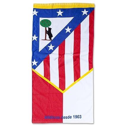 Atletico de Madrid Toalla Playa Escudo Única
