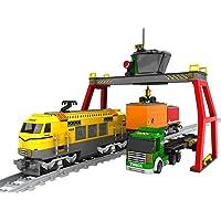 Modbrix Ladrillos verladet erminal con Tren de mercancías