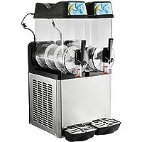 Happybuy Slushy Machine 110V Margarita Maker Frozen Drink Machine 400W Commercial Smoothie Maker Slushy Making Machine Suitable for Commercial Use