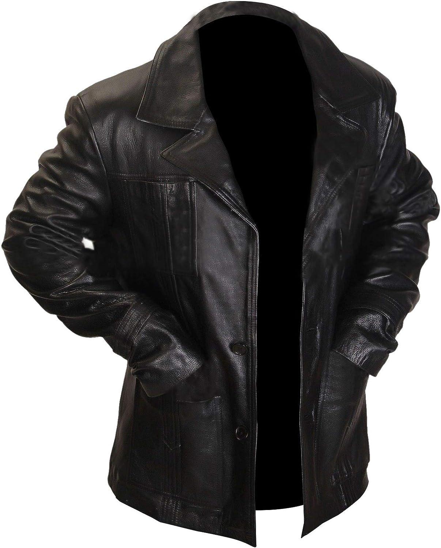 Sam Tyler Life On Mars Smart Classic Genuine Sheep Skin Leather Jacket
