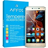 "Affix AFLVK5TG Tempered Glass for Lenovo Vibe K5 / Lenovo Vibe K5 Plus (5.0"" Display) , (Transparent)"