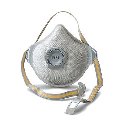 b0e604908f6 Mascarilla (5 Unidades/Caja) de la UE de protección con FFP3 - Máscara con  Filtro Fein Polvo Máscara Reutilizable - Polvo Máscara para protección ...