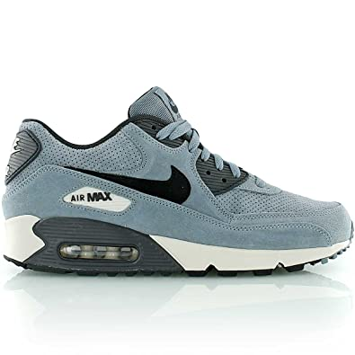 Nike Air Max 90 Leather Premium Schuhe Sneaker Neu Beige 401