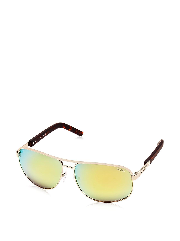 Guess Gafas de Sol GU 6800 (62 mm) Oro Rosa: Amazon.es: Ropa ...