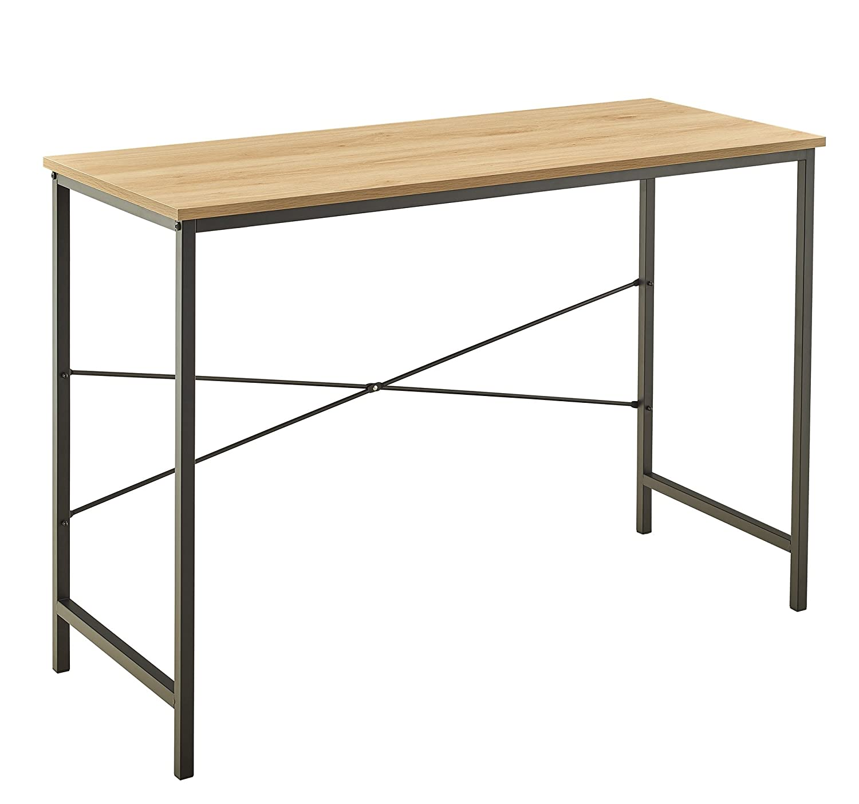 uk availability 61ad4 ca9cb ClosetMaid 1313 Rectangular Wood Desk, Natural