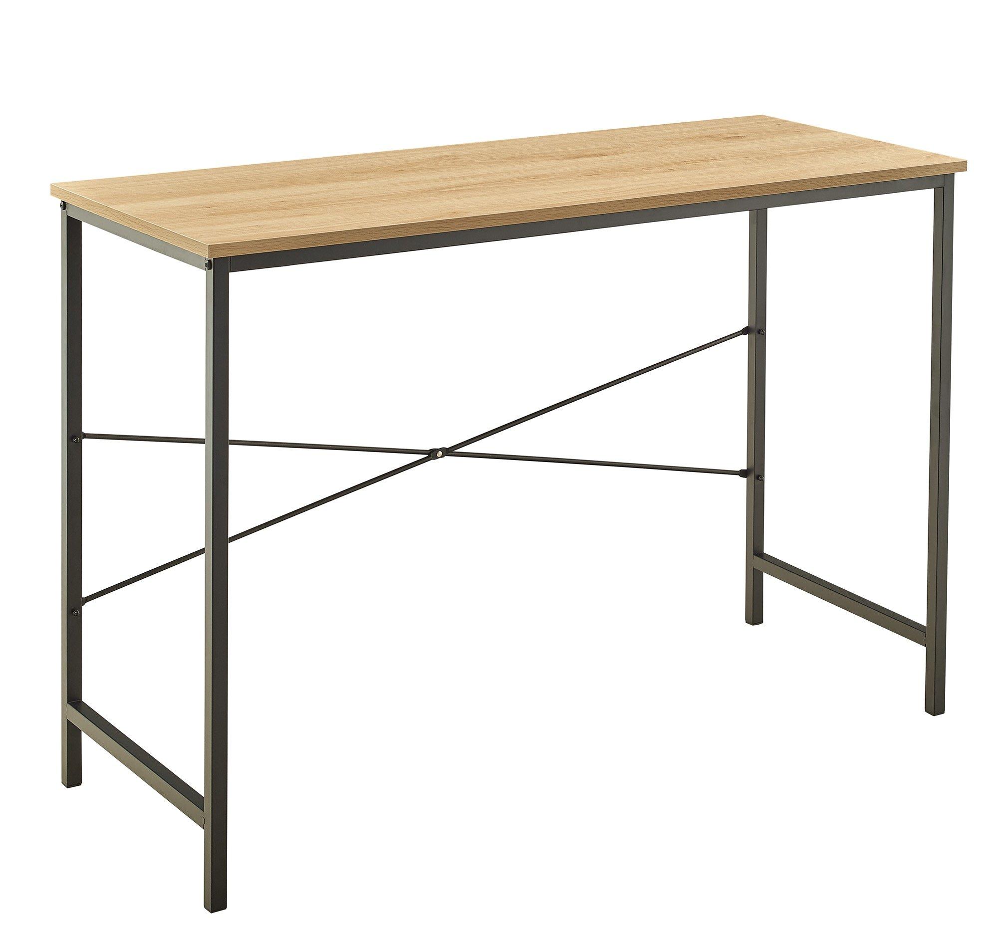 ClosetMaid 1313 Rectangular Wood Desk, Natural