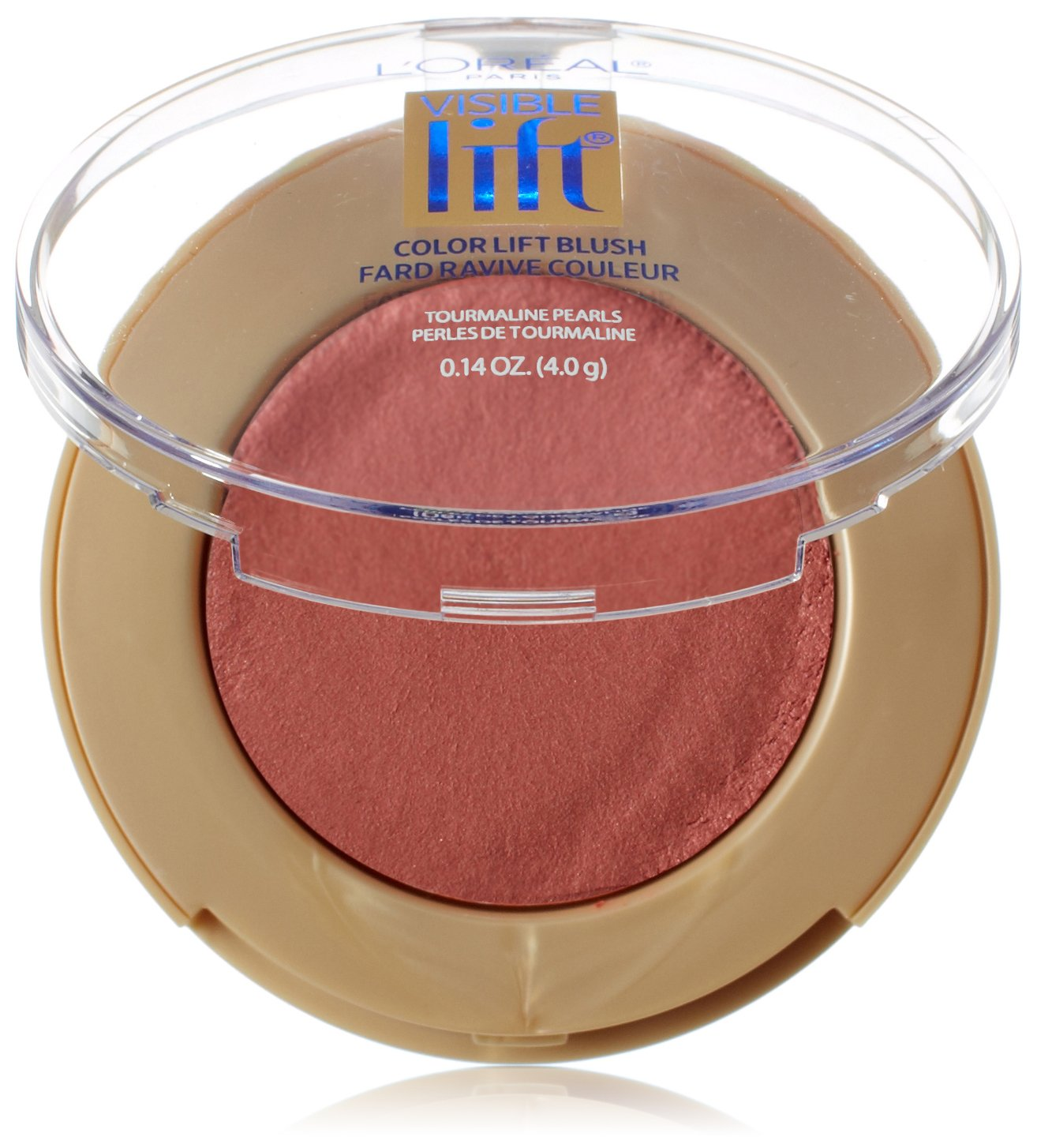 L'Oréal Paris Visible Lift Color Lift Blush, Berry Lift, 0.14 oz. by L'Oreal Paris (Image #1)