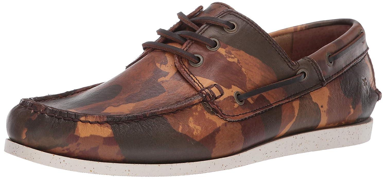 Camo Frye Briggs zapatos náuticos para Hombre