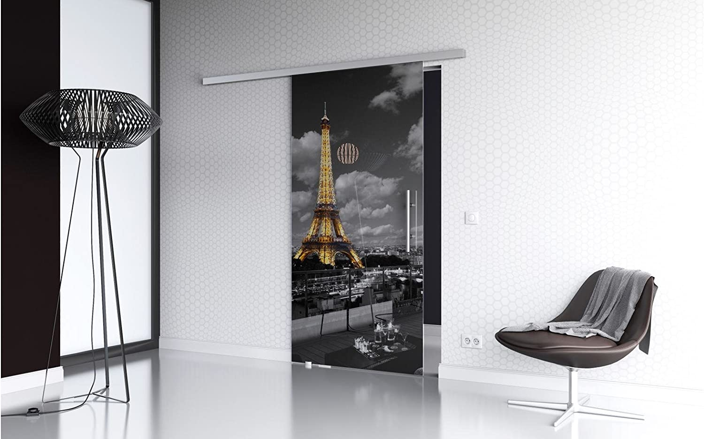 baumarkt direkt – Puerta corredera de cristal Paris Premium, con ...