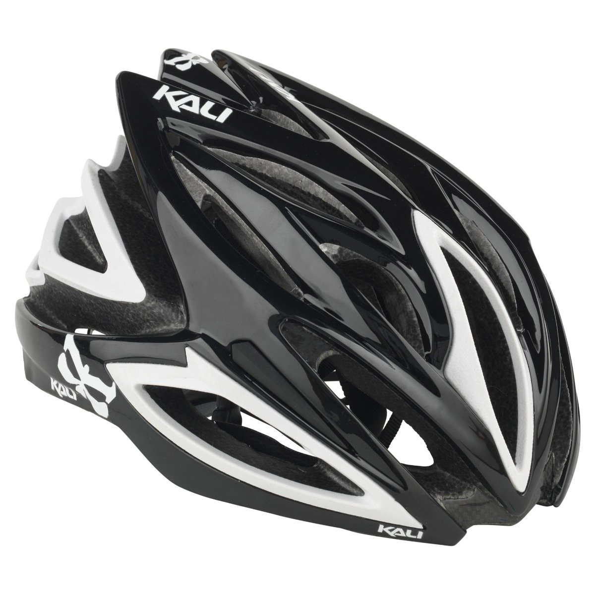 Kali Phenom - Casque vélo de route - noir Tour de tête 54-58 cm 2014 casque vélo de course   B00HILEB22