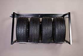 HyLoft 01000 Multi-Tire Rack Storage