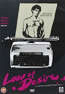 Law Of Desire [Edizione: Regno Unito] [Edizione: Regno Unito]