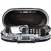 5900D Set Your Own Combination Portable Safe, 9-17/32 in. Wide, Gunmetal Grey . Gunmetal Grey