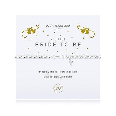 Joma Jewellery a little Bride To Be bracelet oUD0NU7VUZ