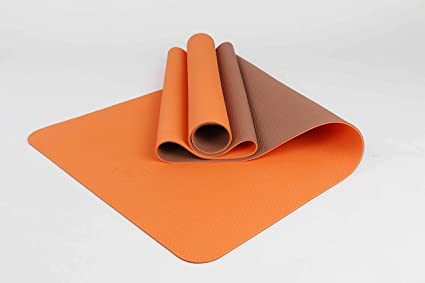 Amazon.com : Maji Sports 1760618 2 Tone TPE Yoga Mat ...