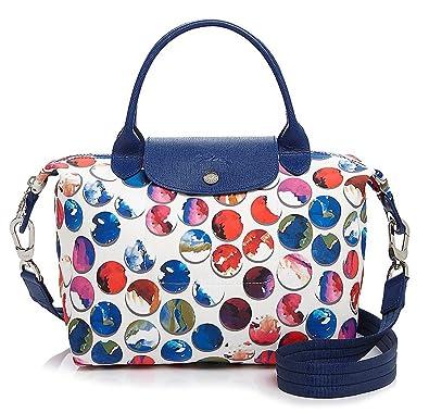 Longchamp LE PLIAGE N��O FANTAISIE Small Hobo Handbag Multi-color Bag